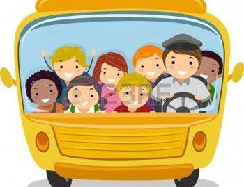 17430214-illustrazione-di-bambini-scuola-di-equitazione-a-school-bus
