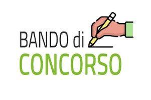 BANDO DI CONCORSO PUBBLICO POSTO DI ISTRUTTORE DIRETTIVO