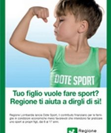 Dote Sport locandina