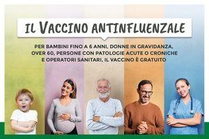 Avvio campagna vaccinale antinfluenzale 2020