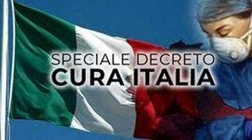 Decreto #Liquidita' e Decreto #CuraItalia