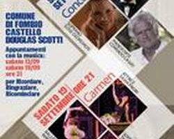 Concerto lirico  Castello Douglas Scotti