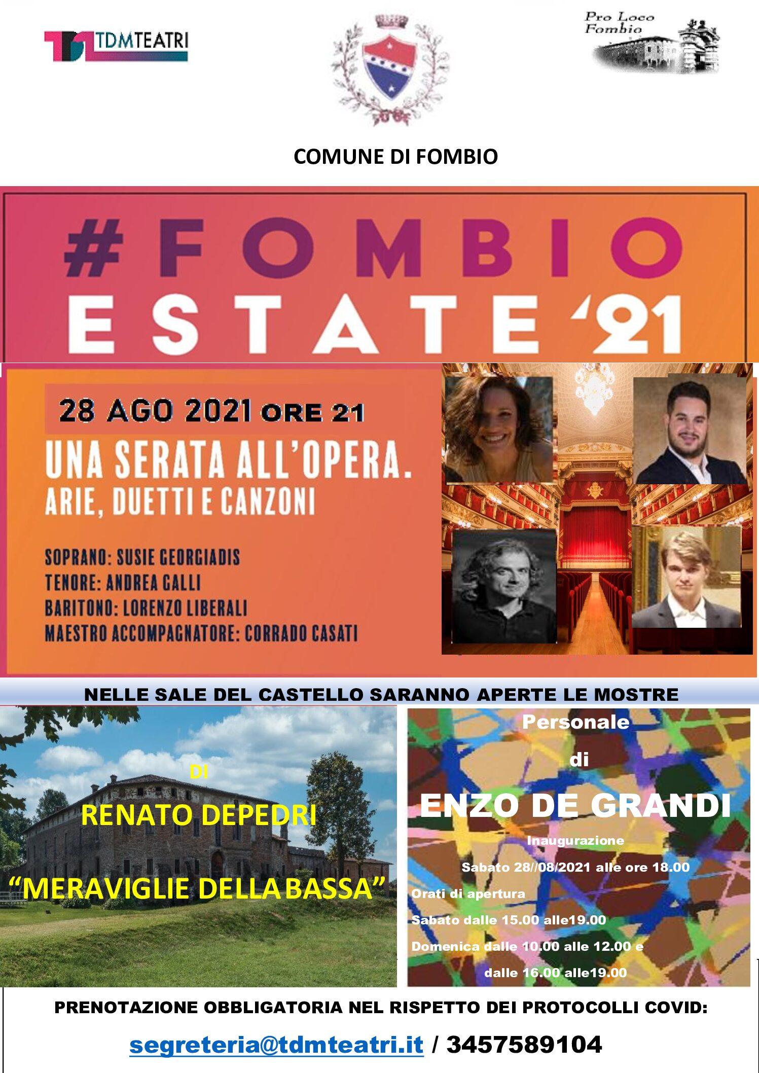 #Estate in Castello