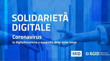 Progetto Solidarietà digitale